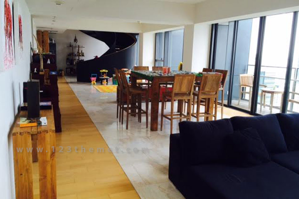 4-bedroom-duplex-the-met-sathorn---1